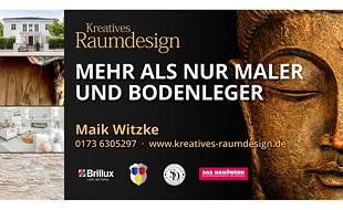 Bild zu Malerbetrieb Kreatives Raumdesign - Maik Witzke in Frankfurt an der Oder