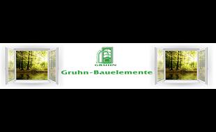 Bild zu Gruhn Bauelemente in Finow Stadt Eberswalde
